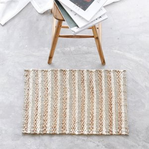 Teppich Nuri aus Wasserhyazinthe - atisan