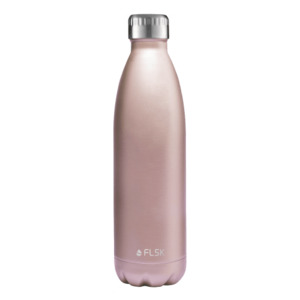 Isolierte Edelstahl Trinkflasche 0,75 l - FLSK