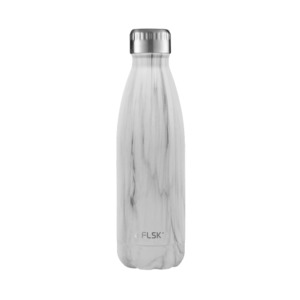 Isolierte Edelstahl Trinkflasche 0,5 l - FLSK