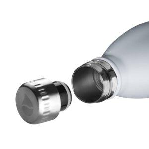 Isolierte Edelstahl Trinkflasche 0,35 l - FLSK