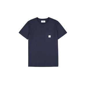 Shirt - Square Pocket T-Shirt - Makia
