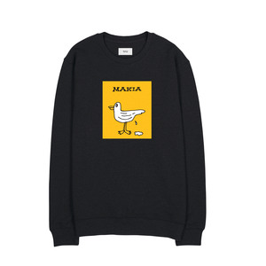 Sweatshirt - Gully Sweatshirt - Makia