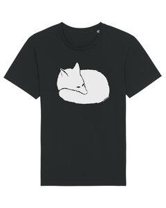 "Bio Faires Herren T-Shirt ""Fuchs""  - ilovemixtapes"
