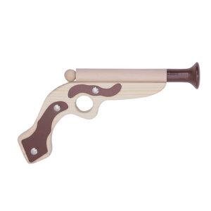 Holzpistole Musketenpistole, Holzspielzeug - Mitienda Shop