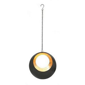 Teelichthalter zum Aufhängen | Goldlicht - Mitienda Shop