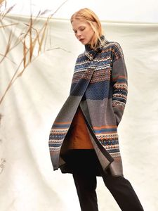 Nea Cardigan Coat  - Thought