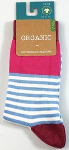 Damen und Herren GOTS zertifizierte Biobaumwolle Socken - VNS Organic Socks