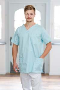 "Herren Kasack ""Andorn""  - Exterior medical apparel GmbH"