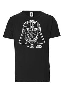 LOGOSHIRT - Star Wars - Darth Vader Portrait - Bio - Organic T-Shirt  - LOGOSH!RT