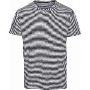 T-Shirt - ALDER narrow striped tee - KnowledgeCotton Apparel