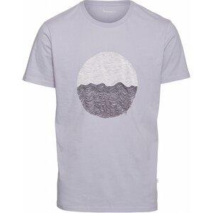 T-shirt - ALDER wave tee - KnowledgeCotton Apparel