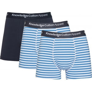 3er Pack Boxershorts - MAPLE 3 pack striped - KnowledgeCotton Apparel