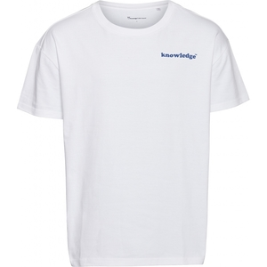 T-Shirt - ALDER signature wave tee - KnowledgeCotton Apparel