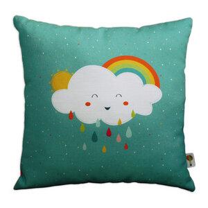 Kissen Wolke aus Bio-Baumwolle - TELL ME