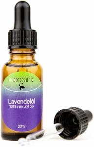 Bio-Lavendelöl (Lavandula Angustifolia), 100% äth. BIO-Öl – 10ml - NeoOrganic
