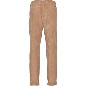 Wales Corduroy Chinos - Total Eclipse - KnowledgeCotton Apparel