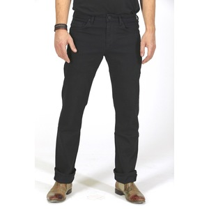 Straight Fit- Black Herren-Jeans - TORLAND