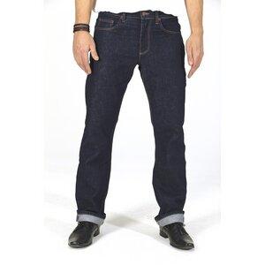 Straight Fit- Dark Wash Herren-Jeans - TORLAND