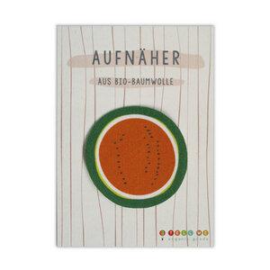 Aufnäher Wassermelone aus Bio-Baumwolle - TELL ME