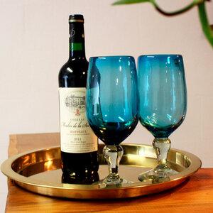 Weinglas 2er Set Aqua Modern, Cocktailglas - Mitienda Shop