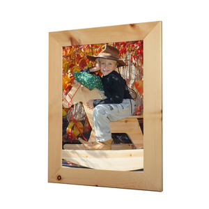 Bilderrahmen aus Zirbenholz in verschiedenen Größen - Handarbeit - 4betterdays