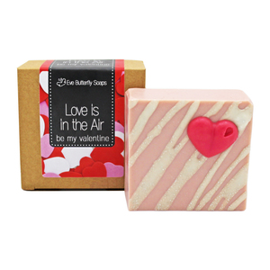 "Naturseife ""Love is in the Air"" - Eve Butterfly Soaps"