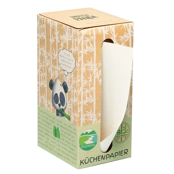 Smooth Panda Küchenpapier