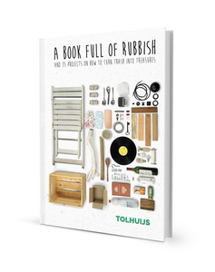 A book full of rubbish - Tolhuijs Design