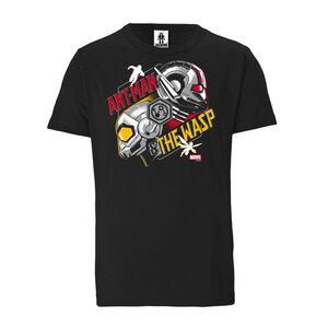 LOGOSHIRT - Marvel - Ant-Man & The Wasp - Bio - Organic T-Shirt  - LOGOSH!RT