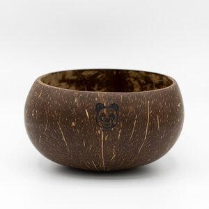 Glossy Panda Coconut Bowl  500ml  - ilovemixtapes