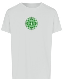 Basic Bio T-Shirt (men) Nr.2 Anahata Chakra - Brandless