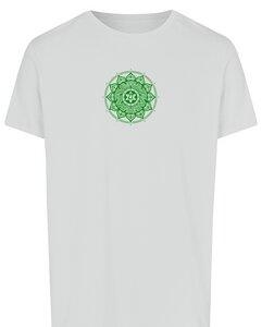 Basic Bio T-Shirt (men) Nr.2 Anahata Chakra - Brandless