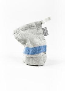 NULLABFALL-Seifensäckchen aus hochwertigem Leinen - Lapuan Kankurit