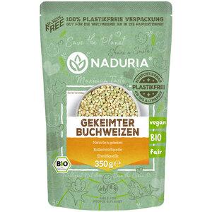 Bio Gekeimter Buchweizen 350g - Naduria