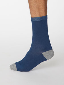 Solid Jack Sustainable Bamboo Socks Herrensocken                   - Thought