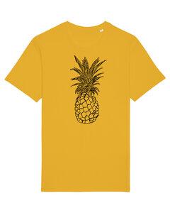 "Bio Faires Herren T-Shirt ""Ananas""  - ilovemixtapes"