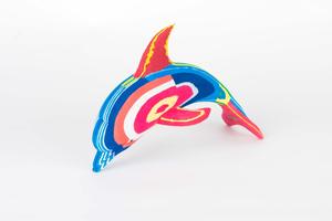 Tierfigur Delfin aus FlipFlops - Ocean Sole