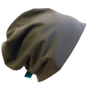 "Mütze ""Line"" uni Grau-Töne  - bingabonga®"
