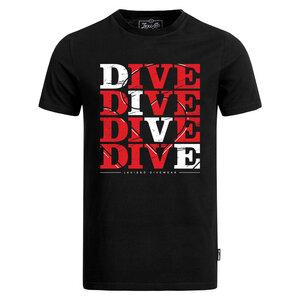 Dive Flag Herren T-Shirt - Lexi&Bö