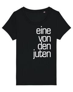 Fair gehandeltes eine von den juten Frauen Shirt aus Biobaumwolle.  - ilovemixtapes