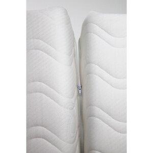 KOKOSLATEX-Juniormatratze für erweiterbare Betten 90 x 200 cm - Kadolis