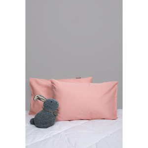 Kissenbezug 100% Bio-Baumwolle 40x60 cm (2er-Set) - Kadolis