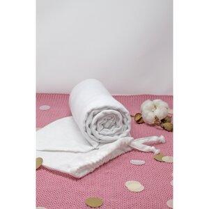 Maxi ultraweiche Windeln Tencel und Bio-Baumwolle Flamingos - Kadolis