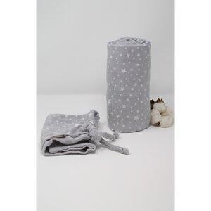 Maxi ultra weiche Windel Tencel und Bio-Baumwolle mit Mustern und Tasche - Kadolis