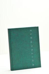 """Notizbuch""""Prägung"""" - Buchbinderei Rost"""