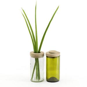 'Vase & Dose' - Side by Side