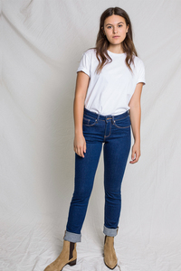 Jeans - Straight Fit - Sara - Rinse - Kuyichi