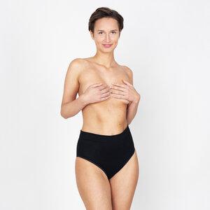 lola - umstandsslip aus 95% baumwolle (kbA) und 5% elastan - erlich textil