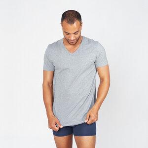 hugo - t-shirt aus 100% baumwolle (kbA) - erlich textil