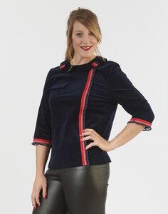 Damen Langarmshirt Kacy - number K